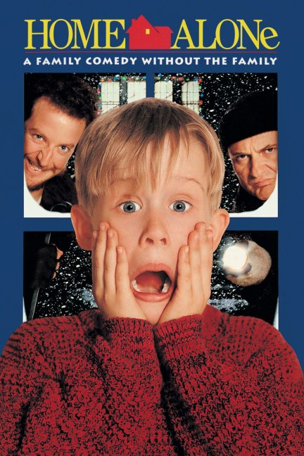 Home Alone Movie Cover/Poster