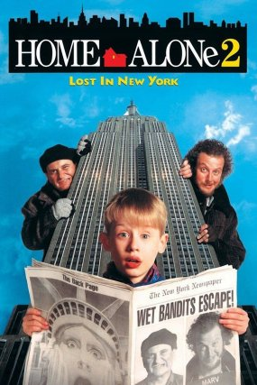 Home Alone 2 Lost in New York Poster