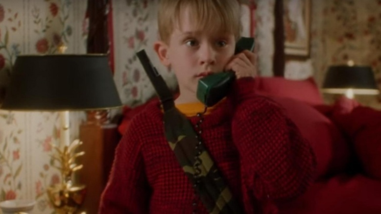 Kevin McCallister Calling