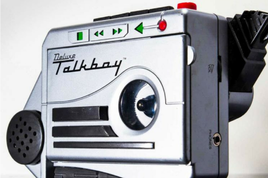 Deluxe Talkboy